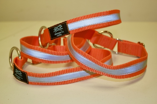 Image Collars with Reflective Tape