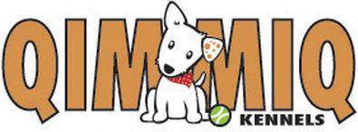 Logo Qimmiq Kennels